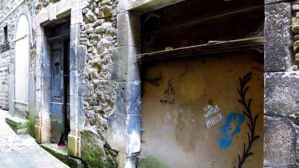 La bastide de Villefranche-de-Rouergue (Aveyron)