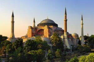 Basilique Sainte Sophie de Constantinople
