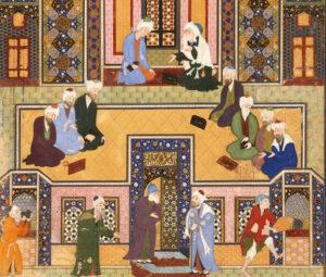 Journée d'études«La doxographie comme source et comme genre: maqālāt al-islāmiyyīnaux iiie/ixeet ive/xes.»